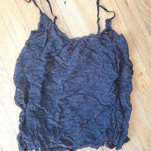 Victoria's Secret Lace Top